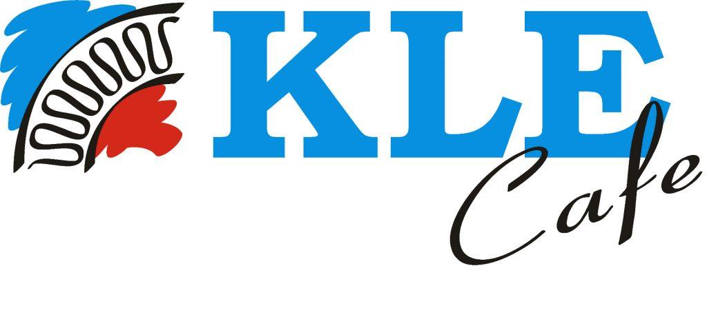 KLE Cafe logo